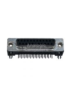 New 23 Way Male D-Sub PCB Connector for Amiga A600, A1200, A2000, A3000, A4000